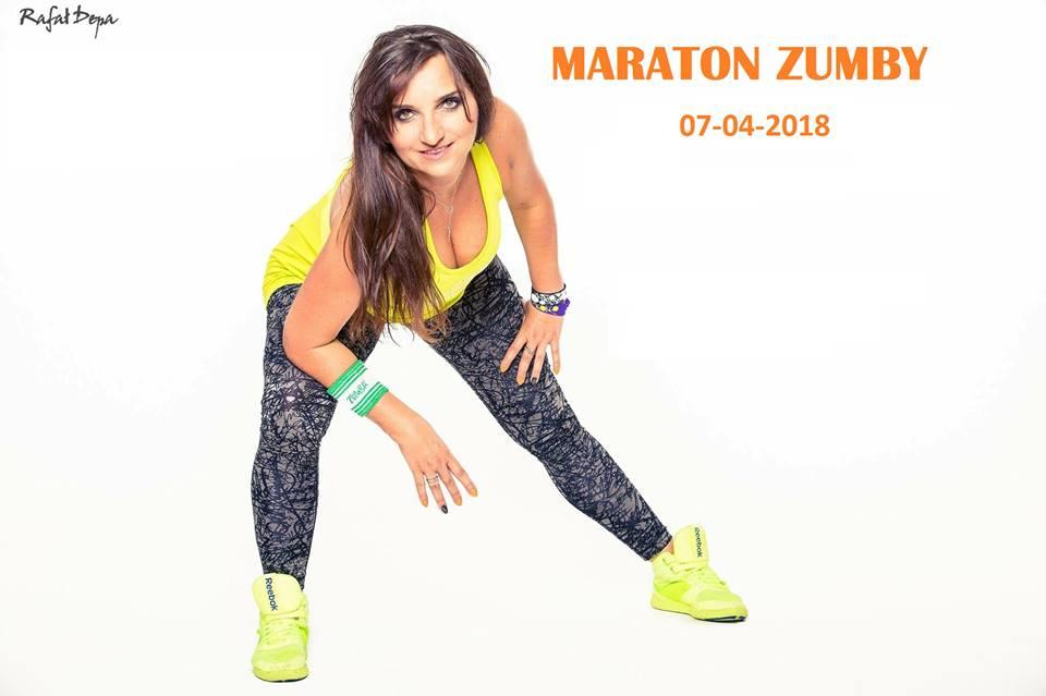 maraton zumby